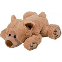 Greenlife Value Warmies Beddy Bears heatable stuffed toy with lavender-filling liegender Bear