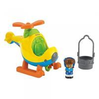 Fisher Price Little People Hubschrauber