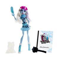 Mattel BDF110 Monster High Art Class Puppe Abbey Bominable