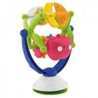 Chicco Hochstuhlspielzeug Freche Früchte - mit Musik zur Befestigung am Hochstuhl