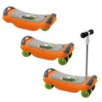 Chicco Fit & Fun Balanskate - 3 in 1 - Balance Board, Roller oder Skateboard
