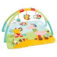 BabyFehn Safari 3D Activity Spieldecke