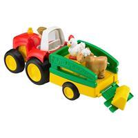 Little People Traktor Detailansicht 01
