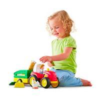 Little People Traktor Detaillierte Ansicht 02