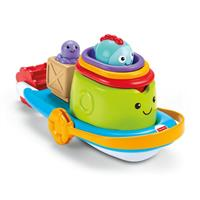 Fisher-Price Stapel-Badeboot BFH59