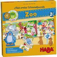 Haba Wimmelpuzzle Zoo