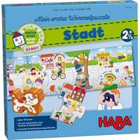 Haba Wimmelpuzzle Stadt