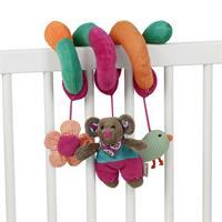 Sterntaler Spielzeugspirale Maus Mabel für Babysch