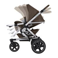 Maxi-Cosi Kinderwagen Nova 3 Design 2018 Nomad Brown