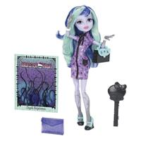Monster High X4625 New Scaremester Puppe Twyla