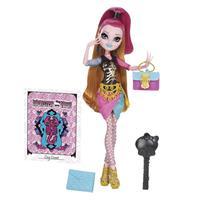 Monster High X4625 New Scaremester Puppe Gigi Grant