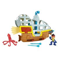 Fisher Price Jacke & The Never Land Pirates - Submarine Bucky