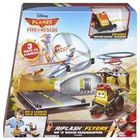 Disney Planes 2 Riplash Flyers Einsatz Zentrale Ausschnitt 04