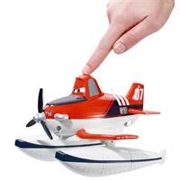 Mattel CBD87 Planes 2 Löschflugzeug Dusty Detailansicht 01