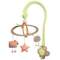 Babymoov Leucht-Musikspielbogen Mandelgrün