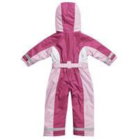 Playshoes Schneeanzug Schnee Overall pink rosa 80 Detailansicht 01
