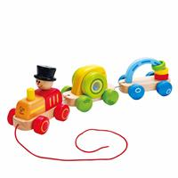 Hape Pull Figure wonderful Train