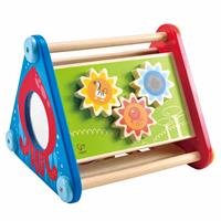 Hape motor coach animalistic action box