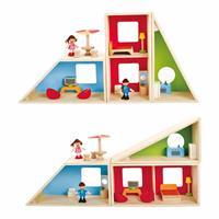 Hape Modular Puppenhaus Bau-Haus der Fantasie