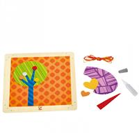 Hape Collage-Set Wald