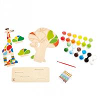 Hape time set Jungle