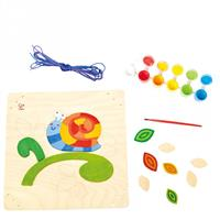 Hape Craft Set Craft Snail