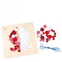 Hape Bastel-Set Tintenfisch-Mosaik