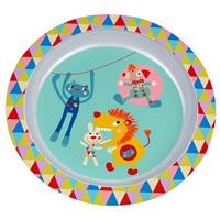 Ebulobo plate Magic Circus