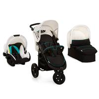 Hauck Viper Trio Set Kombikinderwagen mit Tragewanne und Babyschale