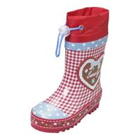 Playshoes Rubber Boots Landhaus Gr. 26/27 Red