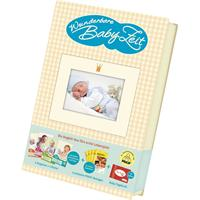 Gift-Set Wonderful Baby-Time Baby-Diary and Counselor