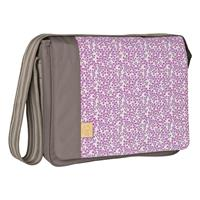 Lässig Diaper Bag Casual Messenger Bag Blossy Slate