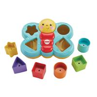 Fisher-Price CDC22 Sortierspaß Schmetterling