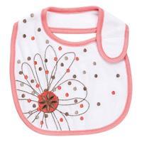 Badabulle Baby-Lätzchen für Neugeborene 2er Set pink