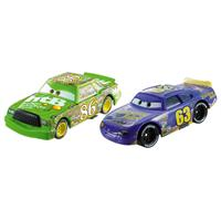 Mattel Disney Cars - Die-Cast 2er Pack Chick Hicks & Transberry Juice Nr. 63