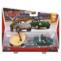 Disney Cars – Die-Cast 2er Pack Y0506 Kimberly Rims & Carinne Cavvy
