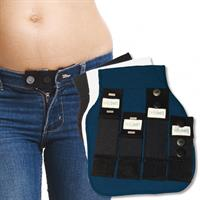 Fertile Mind Belly Belt Hosenerweiterungs-Set für Knopf- und Hakenverschlüsse