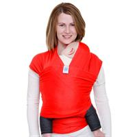 Moby Tragetuch Wrap Original Red