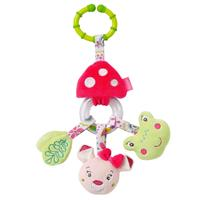 Babyfehn Rattle Ring
