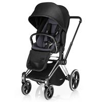 Cybex PRIAM Light mit Lux Sitz Black Beauty