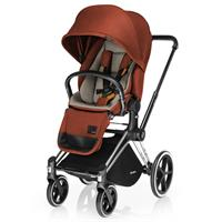 Cybex PRIAM Light mit Lux Sitz Autumn Gold