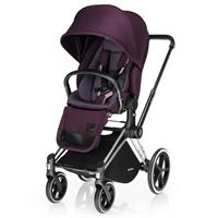Cybex PRIAM Light mit Lux Sitz Grape Juice