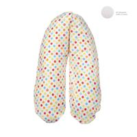 joyfill Breastfeeding pillow 190cm Flexofill Dots bunt