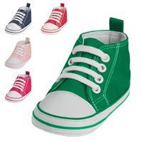 Playshoes Canvas Turnschuh Größe 17-20 Farbwahl