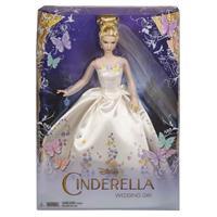 Mattel Disneys Cinderella Hochzeitskleid Puppe