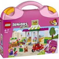 Lego Juniors - Supermarkt-Koffer