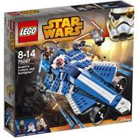 Lego Star Wars - Anakins Custom Jedi Starfighter