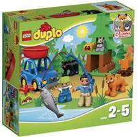 Lego Duplo - Angelausflug