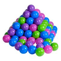 Knorrtoys Ball-Set 6 cm - 200 Piece pastell