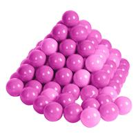 Knorrtoys Ball-Set 6 cm - 100 Piece Girl sorted pink / rosa